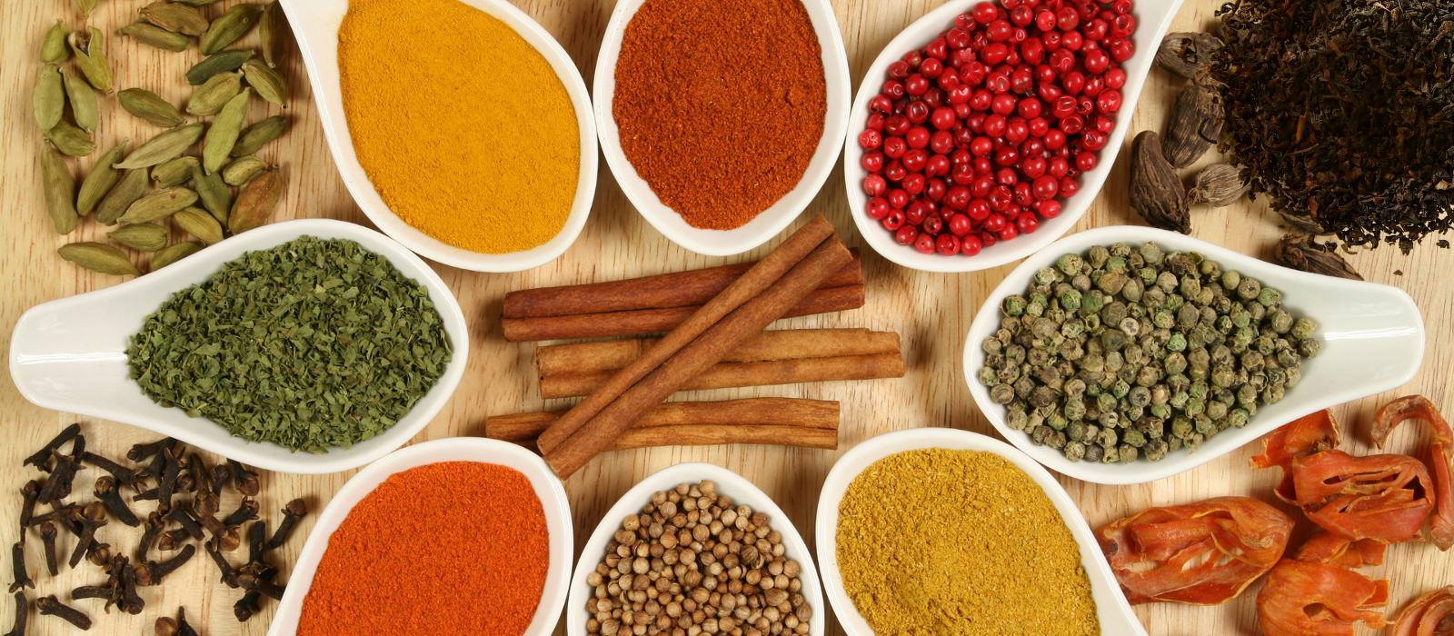 Tea and spices exports, Sri Lanka