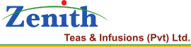 Zenith teas & infusions logo